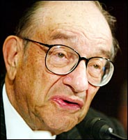 Rotten Old Sour Puss Greenspan